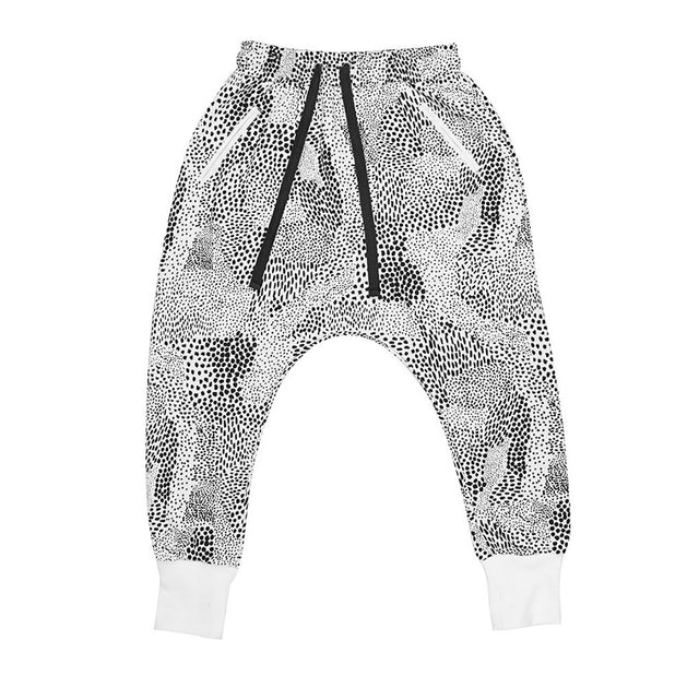 Zuttion Abstract Low Crotch Trackies