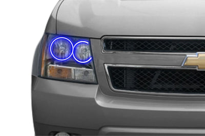 CHEVROLET AVALANCHE (07-13): PROFILE PRISM FITTED HALOS (RGB)