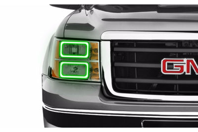 GMC SIERRA (07-13): PROFILE PRISM FITTED HALOS (RGB)