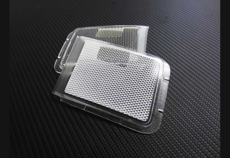 09-14 Ford F150 Clear Reflectors (Projector Headlights)