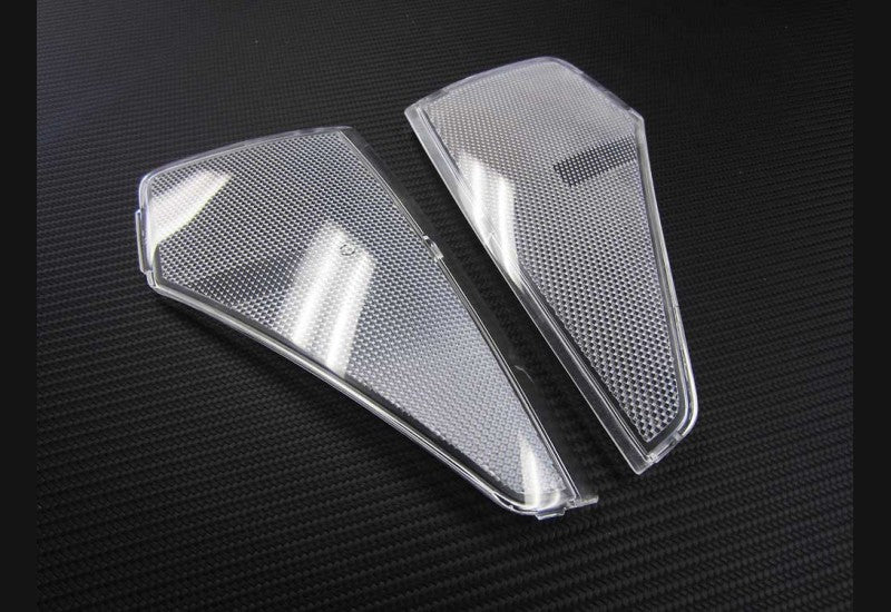 09-14 Ford F150 Clear Reflectors (Halogen Headlights)