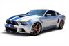 13-14 FORD MUSTANG: PROFILE PIXEL DRL BOARDS