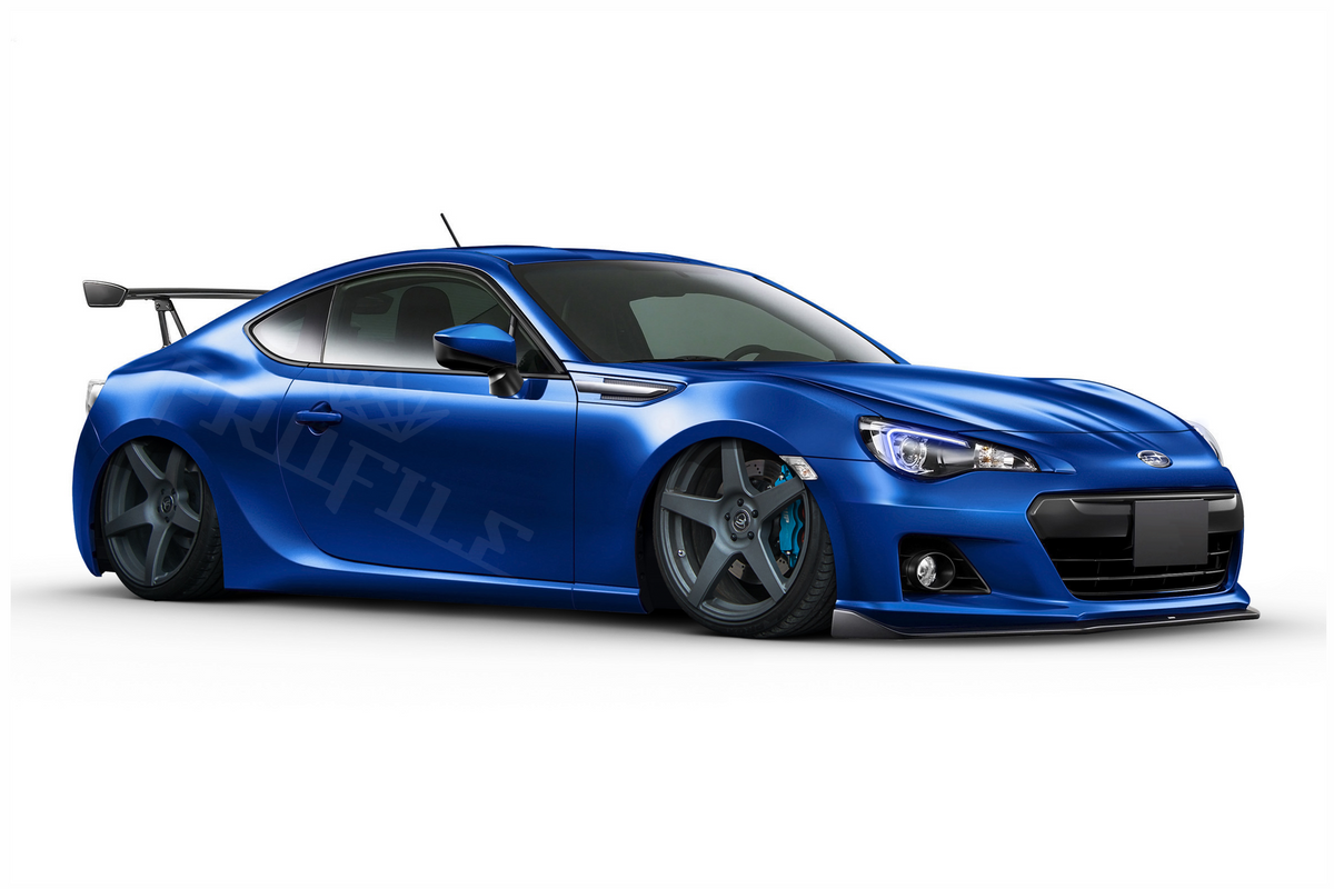 13-16 Subaru Brz: Profile Pixel Drl Boards