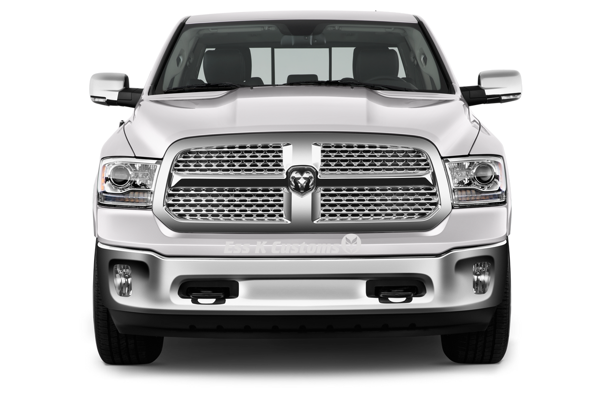 2016-2019 Ram (Projector Headlights)