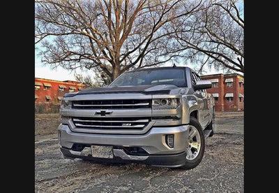 2016+ Silverado Clear Headlight Markers