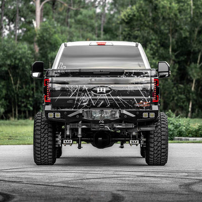 FORD Superduty (17-18): RECON LED TAILS