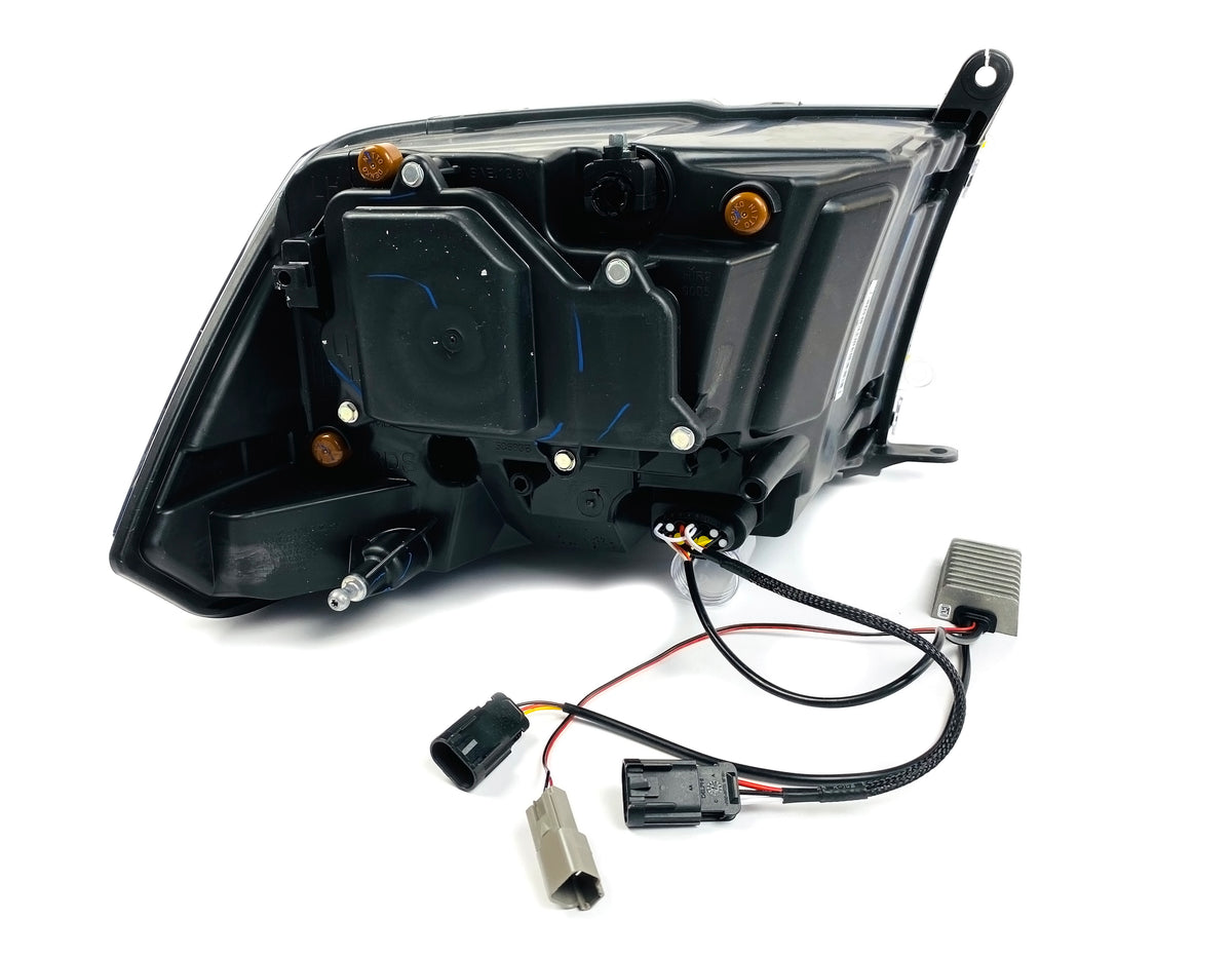 Dodge Ram OEM Projector Conversion (2009+) V3.0