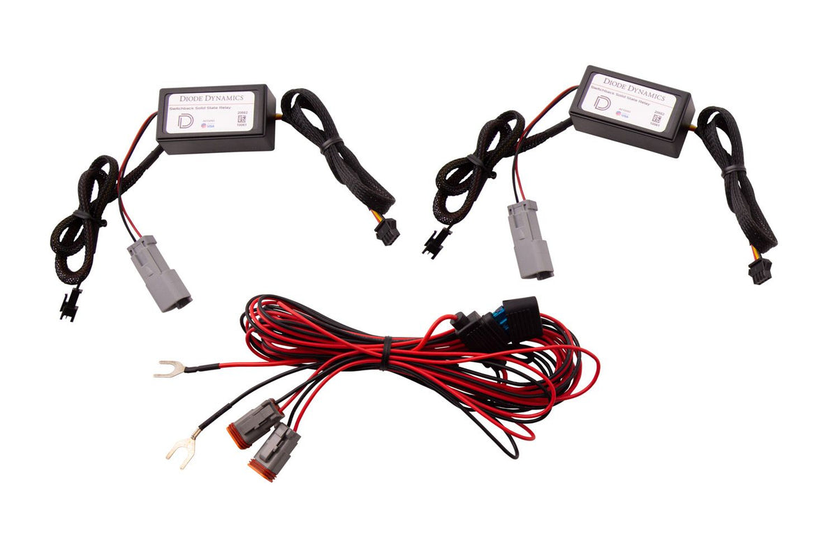 Switchback Solid-State Relay Harness (pair)