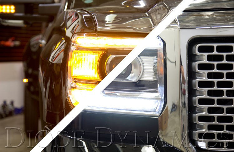 2014-2015 GMC Sierra Switchback Boards