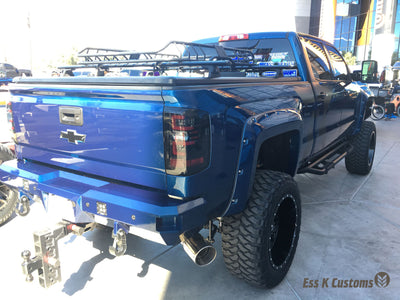Chevrolet Silverado (14-18): RECON LED TAILS