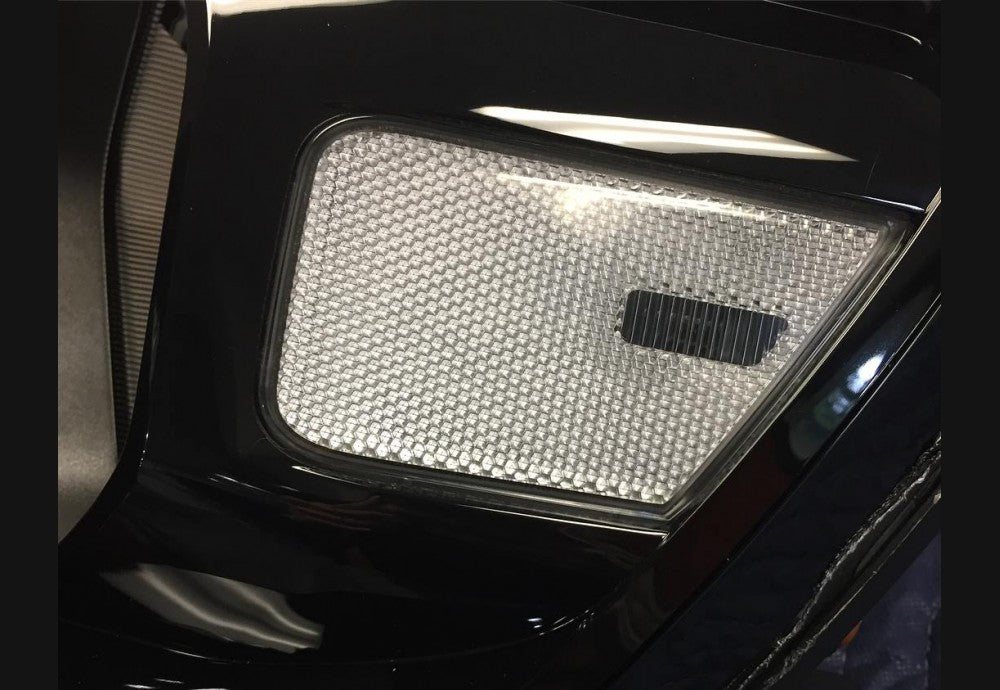 2019+ Ram 1500 Clear Headlight Markers