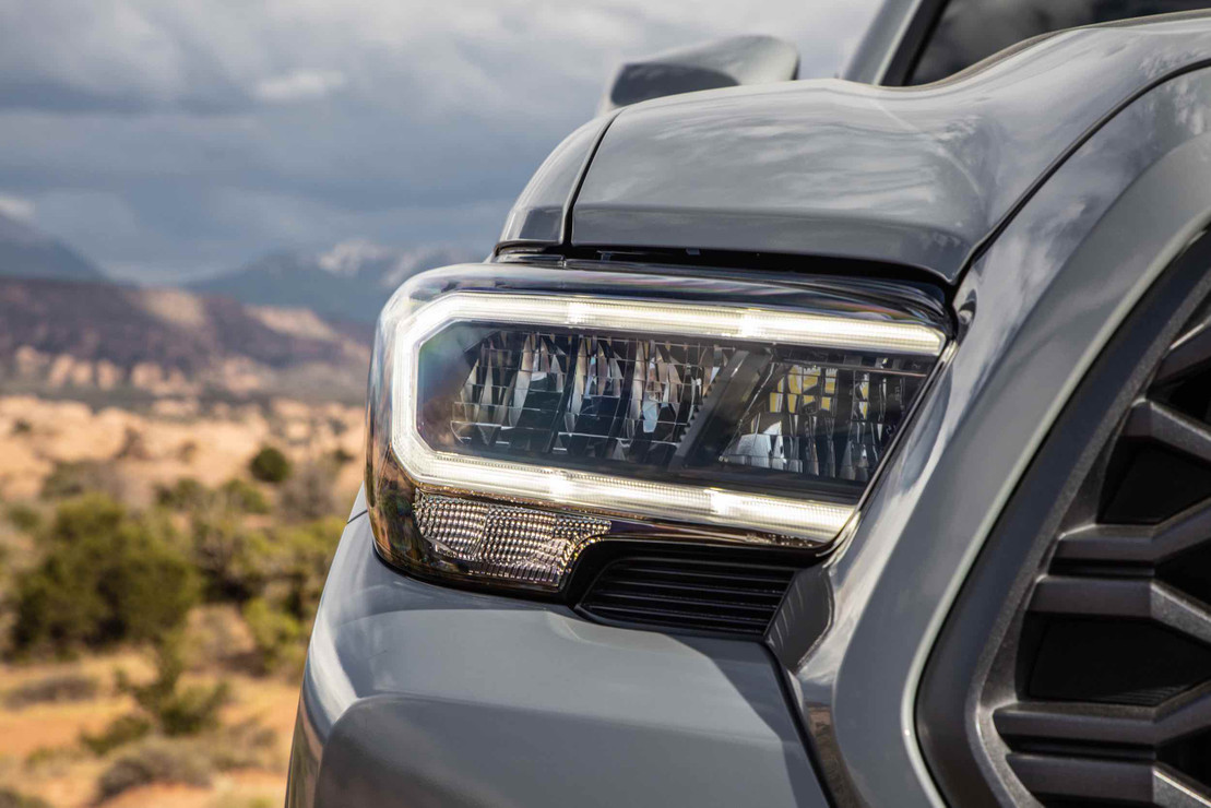 TOYOTA TACOMA OEM LED CONVERSION (2016-2020)