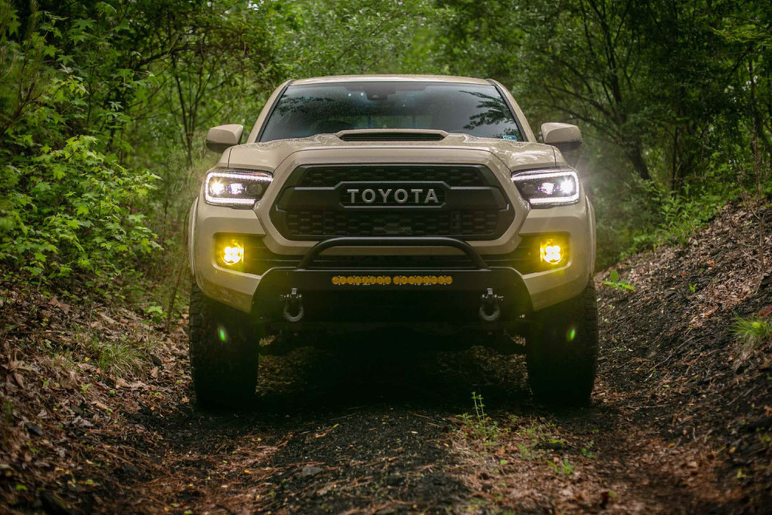 Toyota Tacoma (16+): XB Led Headlights