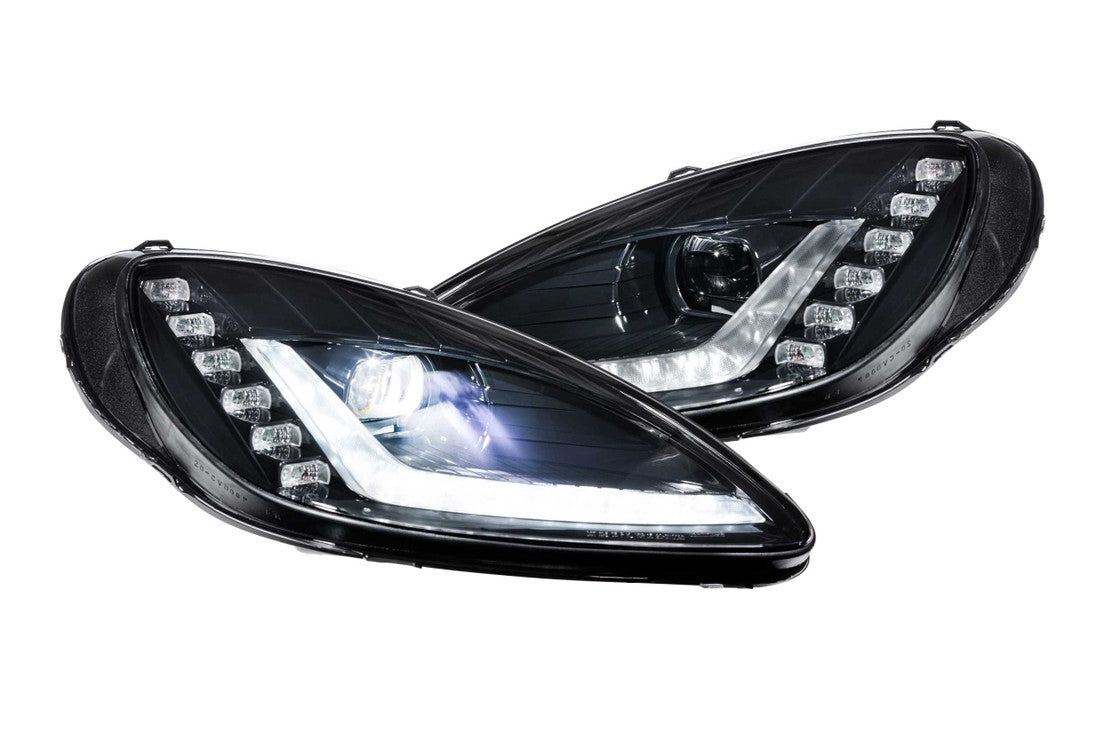 Chevrolet Corvette (05-13): XB Led Headlights