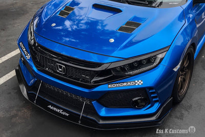 HONDA CIVIC (16+): XB LED HEADLIGHTS