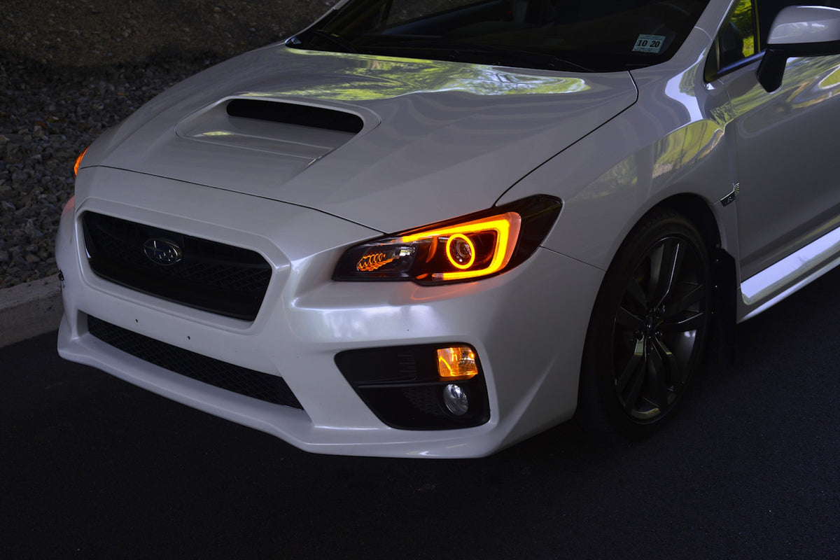 15+ Subaru Wrx: Profile Pivot Drl Boards