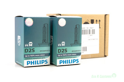 D4S: PHILIPS 42402 XV2 XTREME VISION