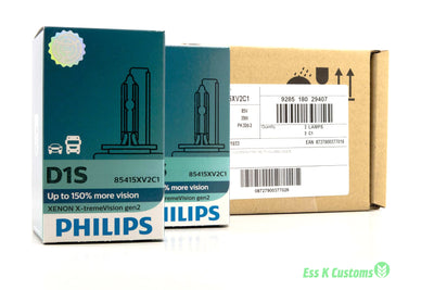 D3S: PHILIPS 42403 XV2 XTREME VISION