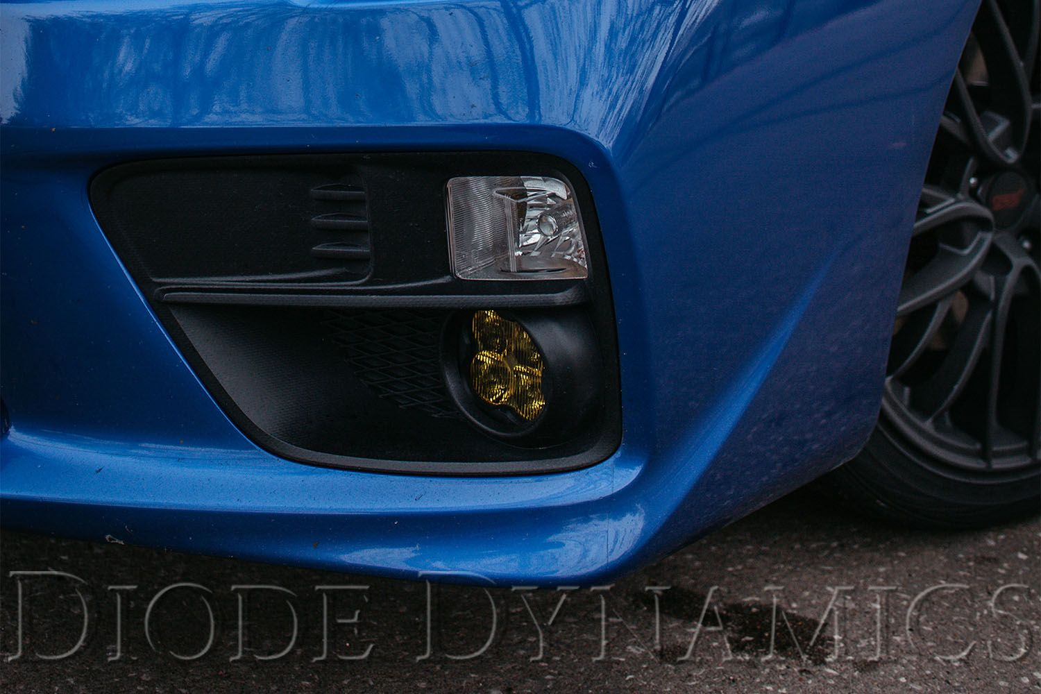 "Diode Dynamics: Stage Series 3"" SAE/DOT Type A Fog Light Kit (Subaru, Honda, Acura, Ford, ...)"