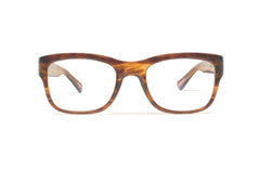 LONDON <br />Matte Demi Amber<br /><font color= #ff4700>Bespoke</font>