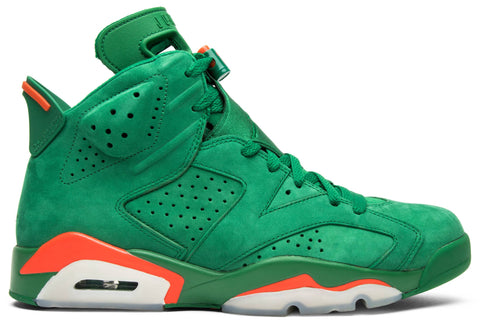 Air Air Jordan 6 Retro Gatorade Green