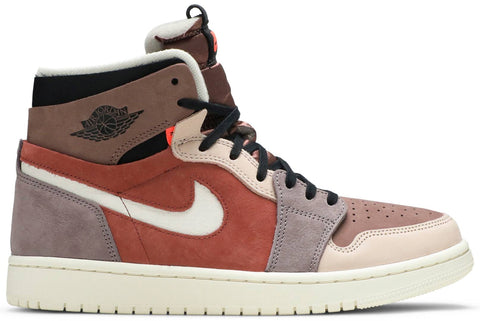 Air Jordan 1 High Zoom Air CMFT Canyon Rust Women