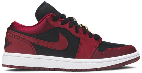 Air Jordan 1 Low Dark Beetroot Black Women