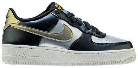 "Nike Air Force 1 Low LV8 GS ""Metallic Cool Grey"""