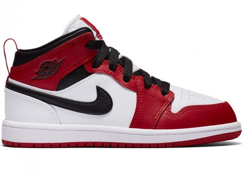 "Air Jordan 1 Mid ""Chicago"" 2020 (PS)"