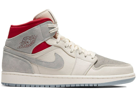 Air Jordan 1 Mid Sneakersnstuff 20th Anniversary