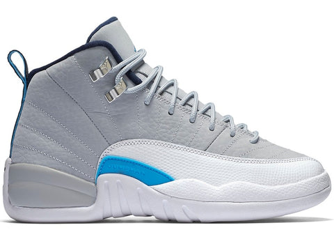 "Air Jordan 12 Retro ""UNC/University"" BG GS"