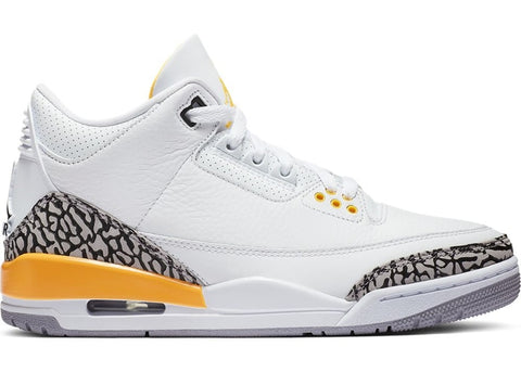 Air Jordan 3 Retro Laser Orange Women
