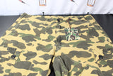 "A Bathing Ape Bape Shorts ""Tan Camo"""