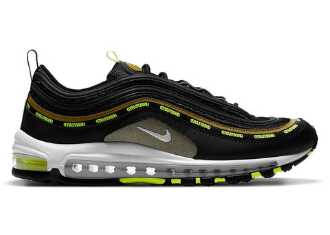 Nike Air Max 97 UNDFTD Undefeated Black Volt