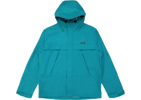 Supreme Tape Seam Jacket Teal