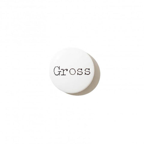 Supreme Gross Button