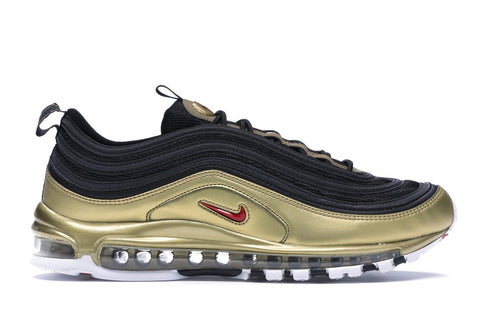 "Nike Air Max 97 QS ""Black Metallic Gold"""