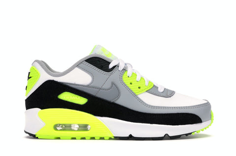 "Nike Air Max 90 OG ""Volt"" 2020 GS"