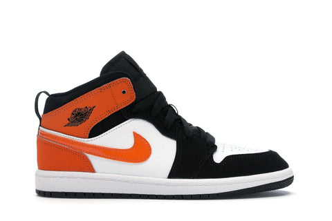 "Air Jordan 1 Mid ""Shattered Backboard"" (PS)"