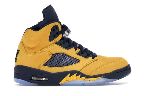 "Air Jordan 5 Retro ""Michigan"""