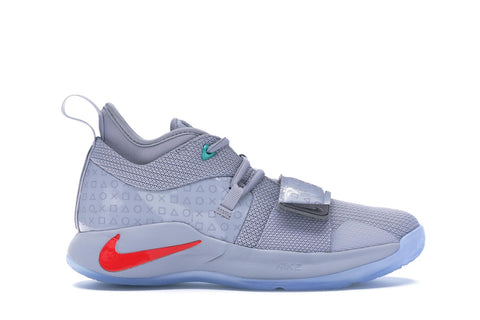 "Nike PG 2.5 Playstation ""Wolf Grey"" GS"