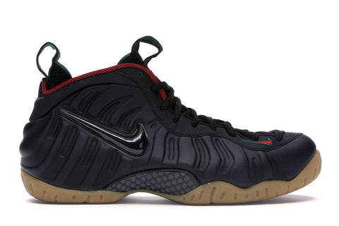 "Air Foamposite Pro ""Black Gucci"""