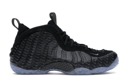 Air Foamposite One All-Over Swoosh Black