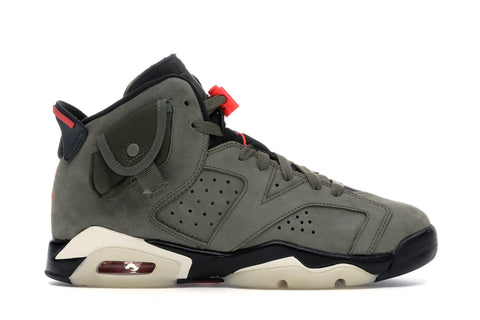 "Air Jordan 6 Retro ""Travis Scott"" GS"