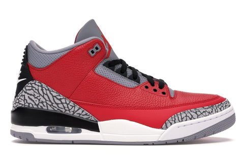 Air Jordan 3 Retro SE Unite Fire Red Cement (2020)