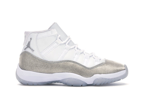 Air Jordan 11 Retro White Metallic Silver (W)