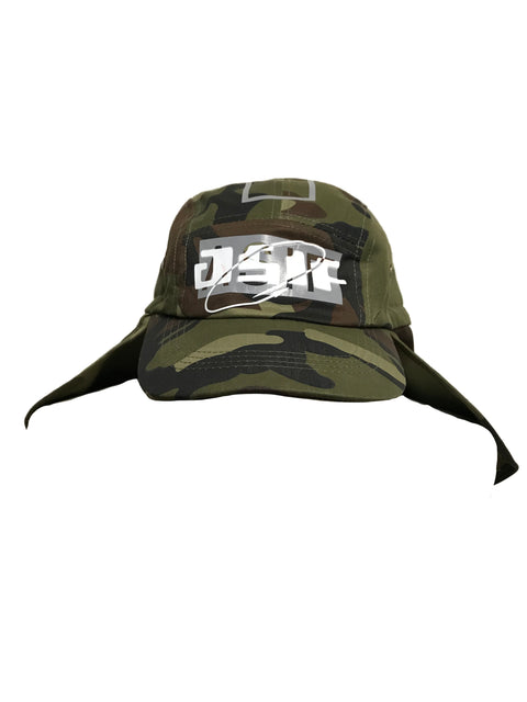 ASIF 5 Panel Flap Hat - Camo - ASIF (as seen in the future)