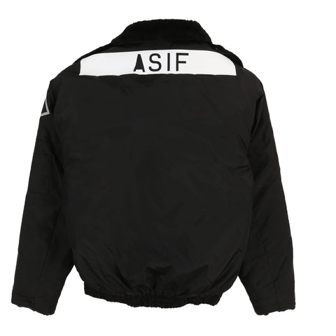 ASIF Blacksecurity Jacket - ASIF (as seen in the future)