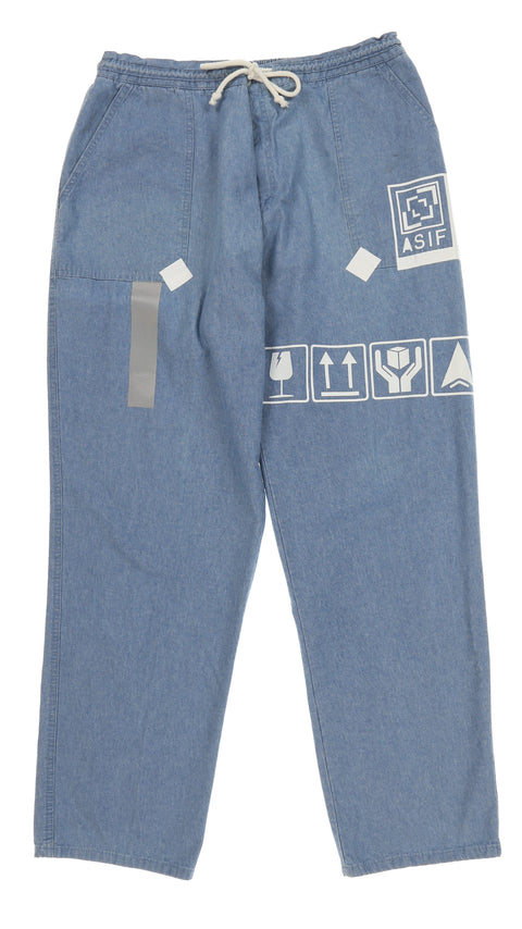 ASIF Chambray Pant - ASIF (as seen in the future)