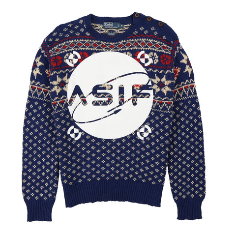 ASIF Fair Isle Sweater - ASIF (as seen in the future)